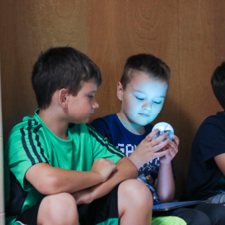 N.A. Walbran Elementary School Summer Tech Camp