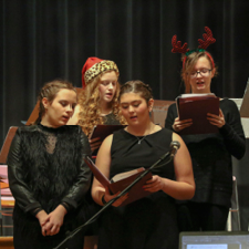 Photo Gallery: Jr./Sr. High School Winter Concert