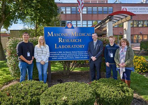 Oriskany Students Attend Upstate New York Cardiac Electrophysiology