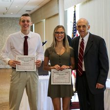 Class of 2019 Scholarship Recipients Recognized during Breakfast at Harts Hill Inn