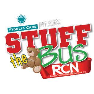 First and Second Graders Sponsor Stuff the Bus Stop at N.A. Walbran Elementary