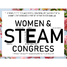 Chemistry and Physics Students Attend First Annual Women in STEAM Congress