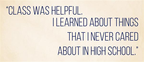 Alternative High School Program / Growth Mindset Quotes